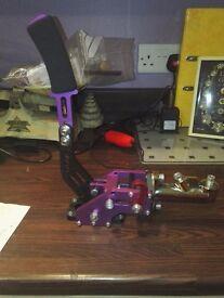 Hydraulic handbrake hydro drift