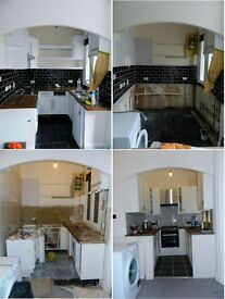Kitchen Fitter, Bathroom Fitter, Carpenter, Tiler, Builder, Plumber, Laminate and Wooden flooring