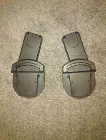 Mamas and Papas Car Seat Adaptors - Urbo/Sola/Zoom