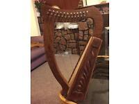 Irish 12 strings Harp
