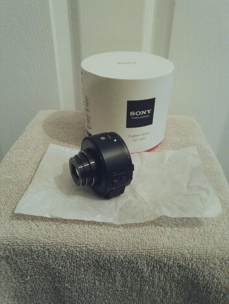 Sony Dsc Qx10 Lens In Bradford West Yorkshire Gumtree