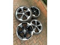 """VW Glendale 19"""" Alloy Wheels"""