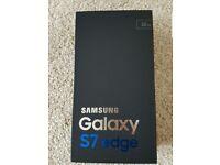 Samsung Galaxy S7 Edge Onyx Black (PX Note 5)
