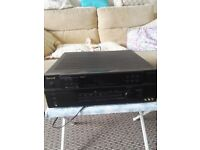 Sherwood amplifier very good condition
