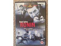 Ronin DVD - best car chase scene ever!