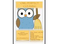 OWL PERFECT CLEANING ! BEST PRICES ! Office Cleaning !Cleaning houses/flats , IRONING .