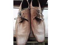 Ikon Men brown shoes, brand new size 8 (42)