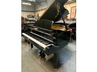 Yamaha G5|| Belfast pianos| Belfast|| black|| Grand Piano 6.5ft| Belfast Pianos|