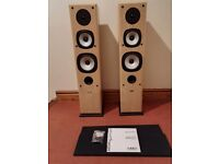Acoustic Energy Aegis Evo 3 Main / Stereo Speakers Biwireable