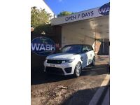 Hand Car Wash Manchester, Irlam