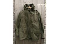 Vintage 1979 - Olive - Belgian Army SEYNTEX PARA-COMMANDO Parka