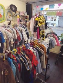 900 items of children and baby clothes