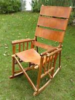 CHAISE BERCANTE, BERCEUSE