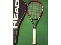 Head i. S1 Intelligence S 1 OS 107 racket + case
