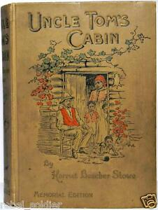 1897 uncle tom 039 s cabin negro slavery 1st edition civil for How much is uncle tom s cabin worth