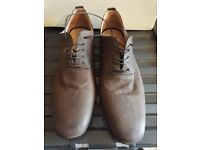 John Rocha stressed leather, brand new men shoes size 8 (42)