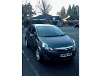 Vauxhall Corsa Meteor Grey (5-door/Manual) **Perfect Working Condition- Selling due to relocation **
