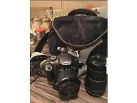 Canon eos 1100d slr