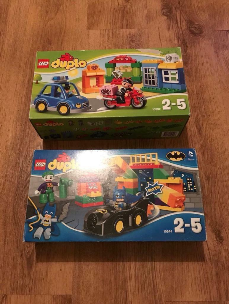 For sale Lego Duplo sets