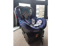 Cosatto Port car seat and ISOFIX base - barely used
