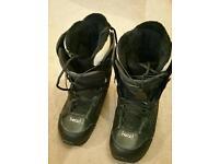 Head Classic snowboard boots UK 11