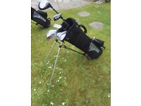 Half Golf Set and Trolley