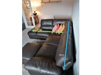 Excellent condition Oak furniture Land corner sofa