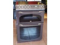 60cm Creda Ceramic Cooker, Double Fan Assisted Oven/Grill - 6 Months Warranty