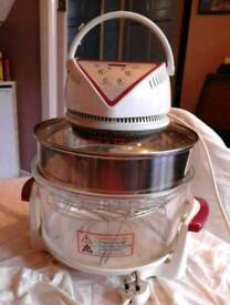 Cookworks Halogen Oven.