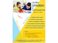 SPANISH LESSONS FOR KIDS IN NORTHAMPTON