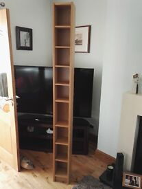 Oak Ikea CD/DVD Unit **FREE* Buyer must collect