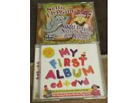 Nursery Rhyme & childrens songs CDs
