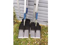 Snow Shovel-good for snow and grit-lightweight