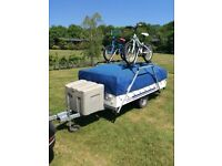 Conway mirage trailer tent 2000 model
