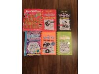 Kids books including Wimpy kid, David Walliams, Dork Diaries Great condition