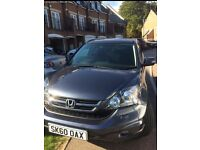 HONDA CRV GREY 2010 FIRST TO SEE WILL BUY