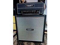 Hiwatt Signature SSP Custom Shop 100W Pete Townshend Head and Custom Shop 4x12 with Fane Speakers