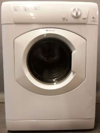 Hotpoint Tumble Dryer TVM560/PCC43744, 3 months warranty, delivery available in Devon/Cornwall