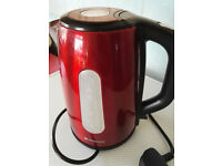 Hotpoint Kettle (Red)