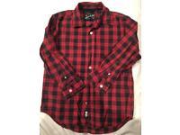 Gap check shirt