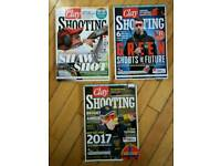 Clay Shooting Magazines