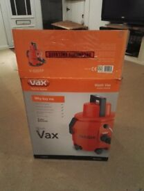 Vax wash new complete with parts