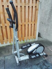 V-Fit Cross Trainer with LCD Display and Effort Control