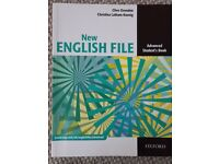 New English File, Advanced Student's Book