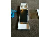 Samsung galaxy s6 edge gold unlocked perfect condition