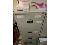 QUICK SELL Filing Cabinet with keys