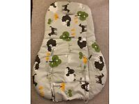 Brand New Soft universal cushion/cover/seat for pram/buggy/stroller