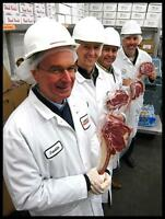 $13/HR HEAVY LIFTING WORK IN A MEAT PLANT!