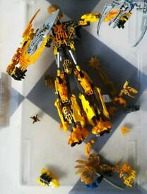 Lego 8998 Toa Mata Nui - joblot bionicle parts