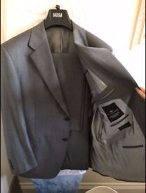 Mens M&S Grey Suit Immaculate